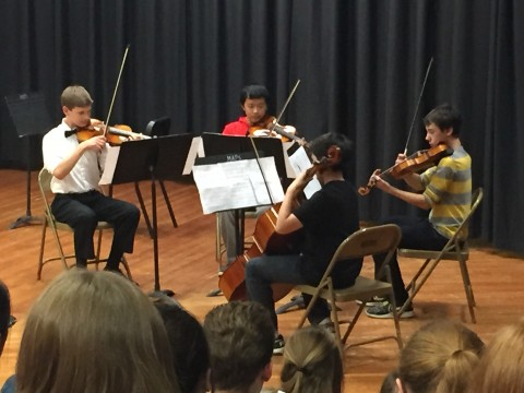 Bothwell MS Quartet